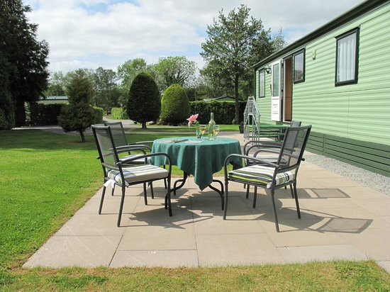 Poston Mill Holiday Home and Touring Park: Holiday Home Ownership
