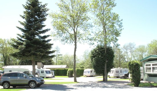 Poston Mill Holiday Home and Touring Park
