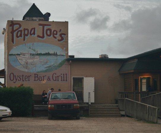 Papa Joe's Oyster Bar & Grill: PaPa Joe's