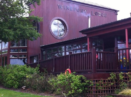 Wineport Lodge: Wineport