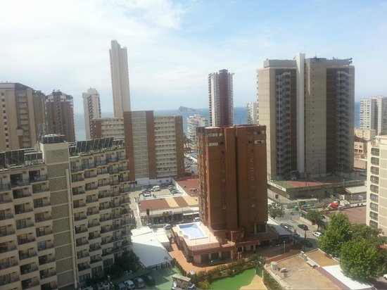 Torremar Apartments : Sea Veiw