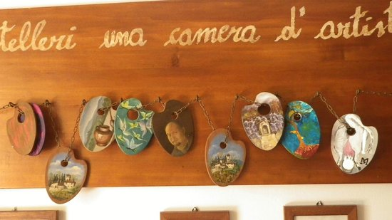 Residenza di Campagna Montelleri: Ingresso