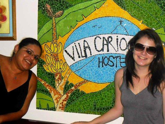 Vila Carioca Hostel: #HostelVilaCarioca