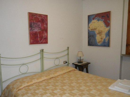Residenza di Campagna Montelleri: Camera
