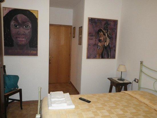 Residenza di Campagna Montelleri: Ingresso camera