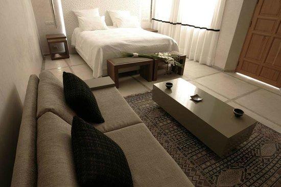 Riad Houma : Une des 2 vastes suites