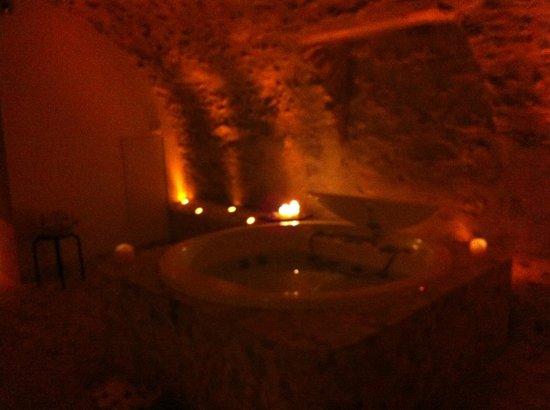 Villa Nicolli Romantic Resort: rito d'amore