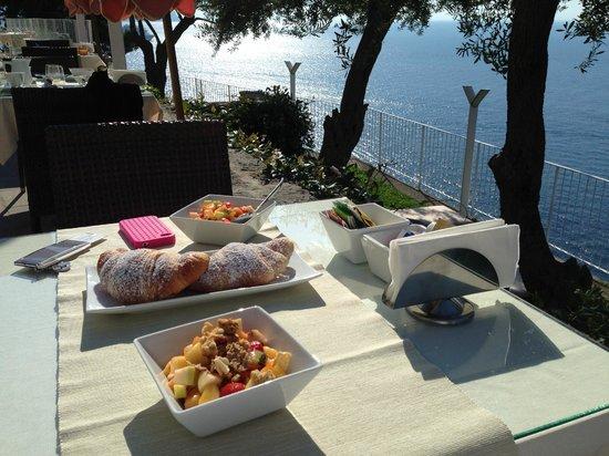 Villa Santa Maria: colazione