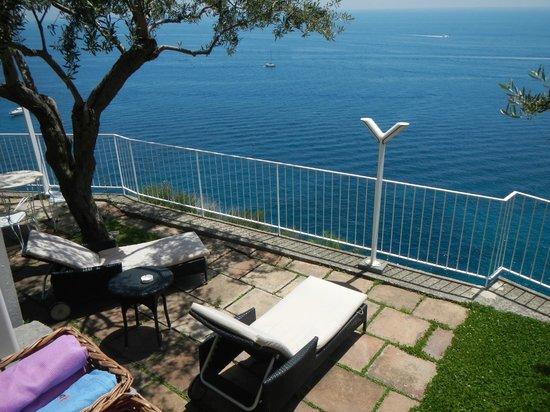 Villa Santa Maria: angoli relax