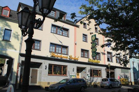 Hotel-Restaurant Weinhaus Grebel : Hotel Weinhaus Grebel