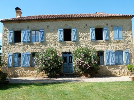 Fleur foto di la maison du bos miramont sensacq - La maison du sourcil ...