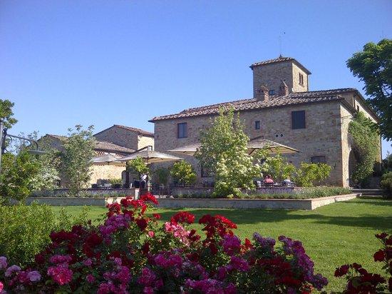 Castellina In Chianti, Italia: Hotel + Garden