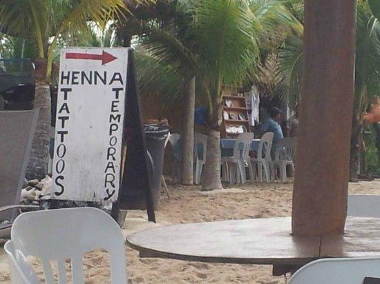 Ocean Beach Cozumel Vip Bar