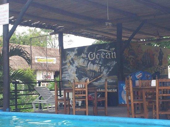 Ocean Vip Beach Bar Picture Of Club Cozumel Tripadvisor