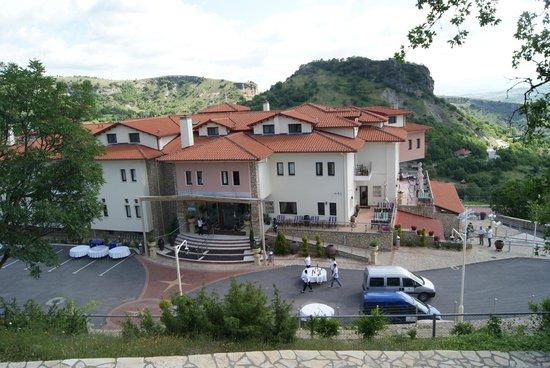 Afkos Grammos Hotel