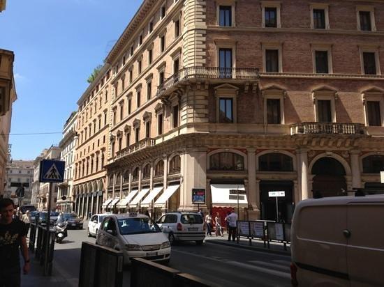 Hotel delle Nazioni: Area surrounding the hotel