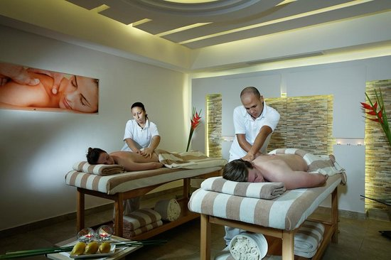 Horas Spa: Couples massage