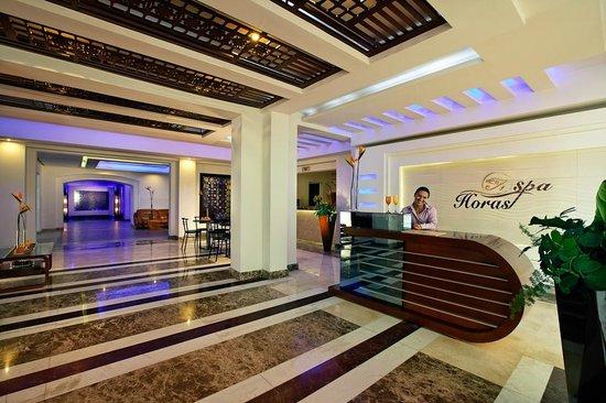 Horas Spa: Reception