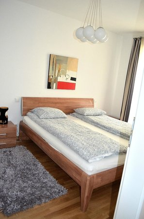 Diamond Apartments: Comfortable beds