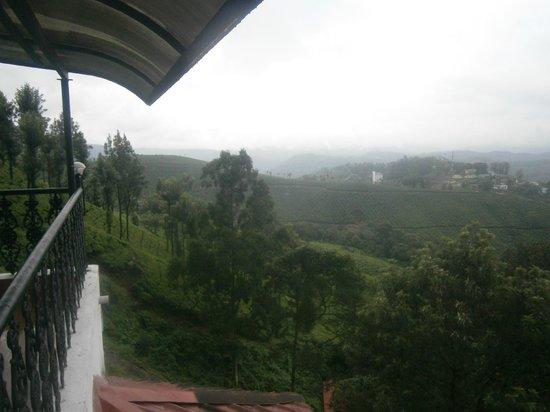 Marikar Resorts: View from the terrace