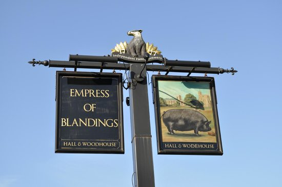 The Empress of Blandings