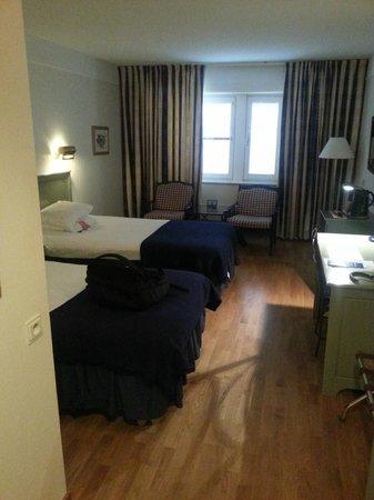 Clarion Hotel Winn: Habitació 217