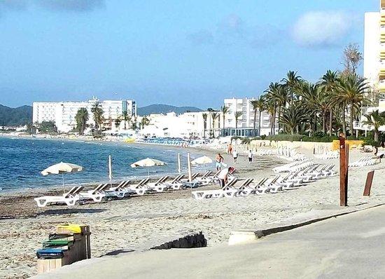 Platja d'en Bossa: Playa d'en Bossa