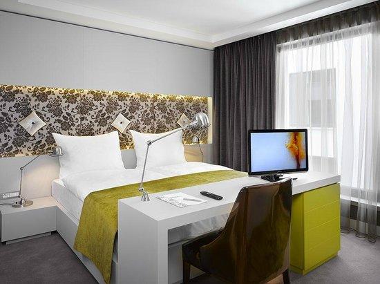 Hotel UNIC Prague Superior room