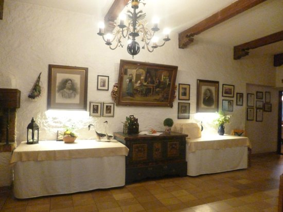 Oberwirt: breakfast area