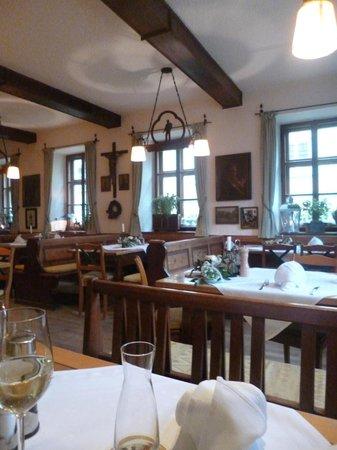 Oberwirt: restaurant