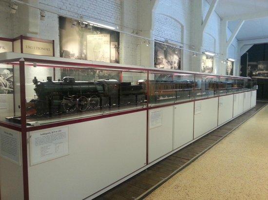 The Swedish Railway Museum : Swedish Railway Museum