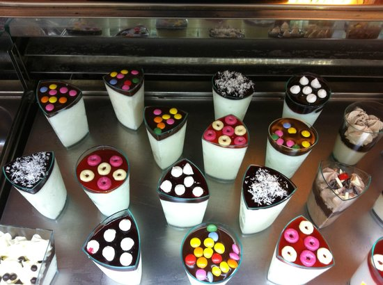 Gelateria Paradice: Bicchierini Yogurt
