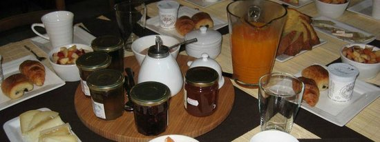 L'Ardiégeoise - Petit déjeuner