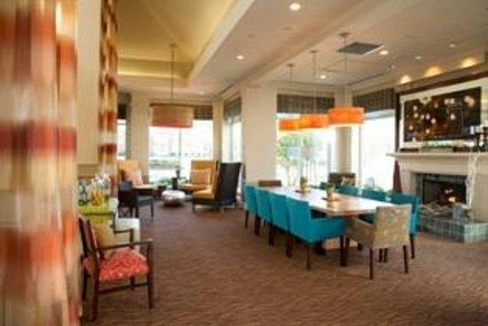Hilton Garden Inn Rock Hill: Hotel Lobby