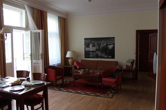 Hapimag Resort Prague: Suite