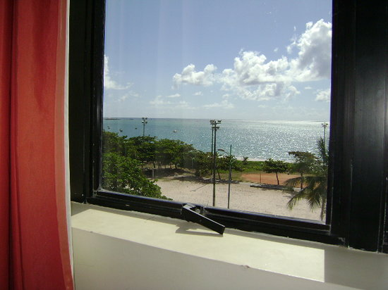 Ibis Maceio Pajucara: Linda vista da janela quarto 402