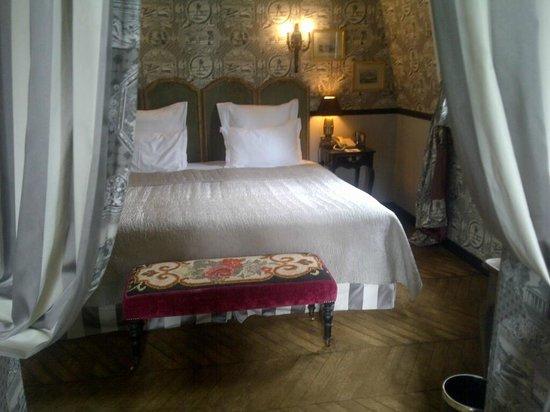 Saint James Paris - Relais et Chateaux: chambre