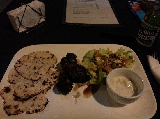 The Craic House : Dinner