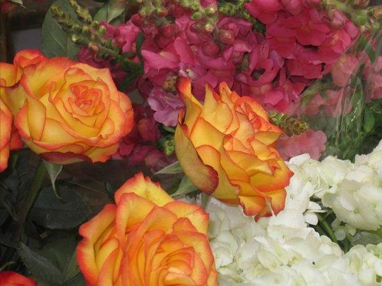 Eastern Market: Flower Vendor
