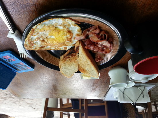 The Craic House : Breakfast