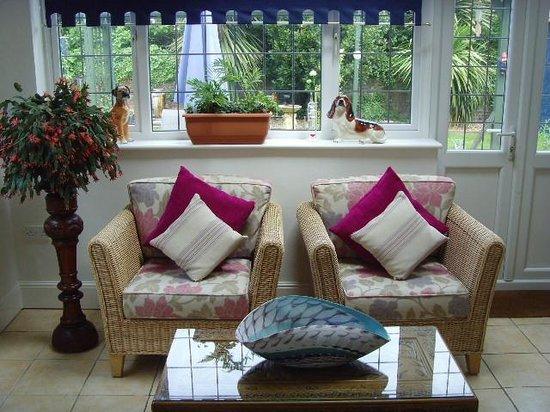 Montague House: Garden Room