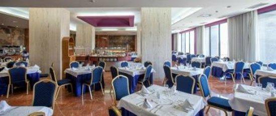 Alboraya, Spania: buffet libre hotel olympia