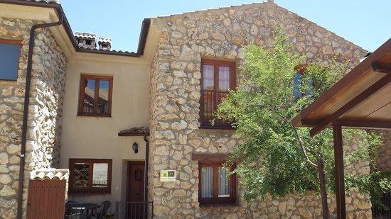 El mirador de riopar viejo: Nuestra casita en Riopar Viejo