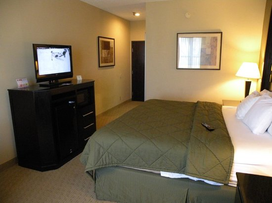 Quality Inn & Suites Durant: Organized