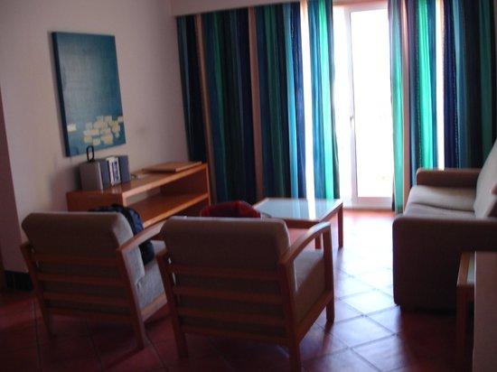 Alpinus Hotel: Interior do apartamento