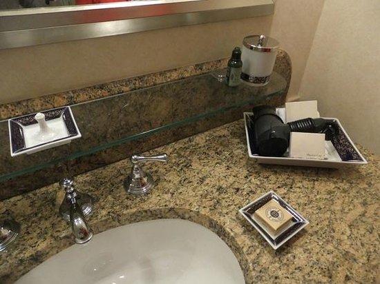 Four Seasons Hotel Prague: toilette