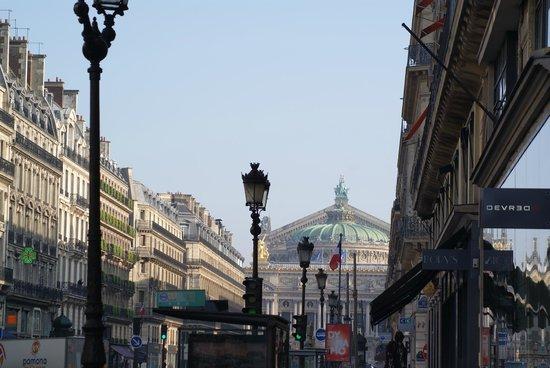 BEST WESTERN Paris Louvre Opera : Opera