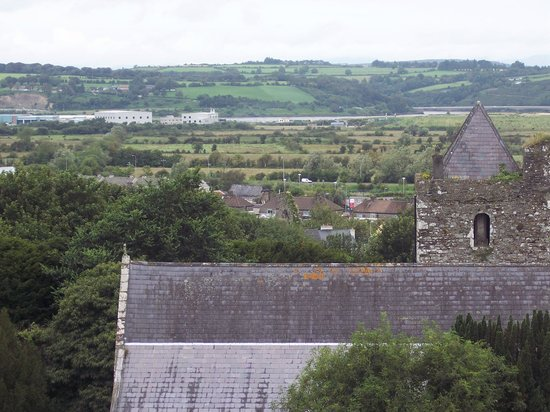 Landward Town Walls of Youghal