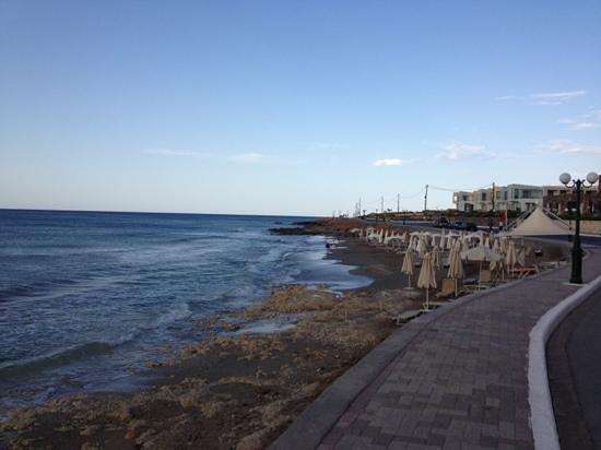 Despina Apartments: the nearest beach