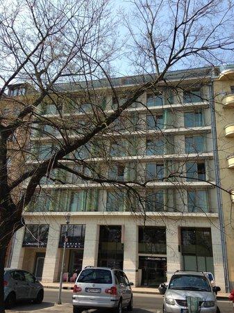 Lanchid 19 Hotel: Lanchid 19 Facade
